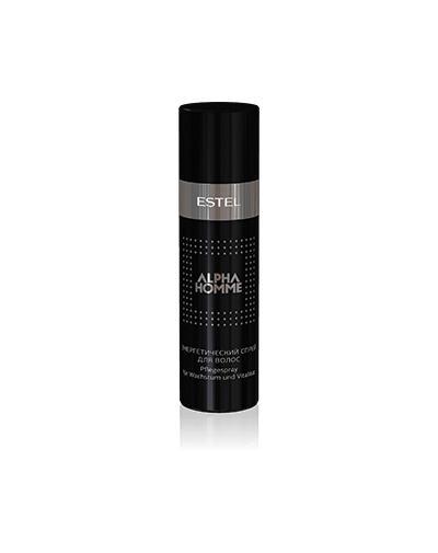 Купить Estel Энергетический спрей для волос Alpha homme 100 мл (Estel, Alpha homme), Россия