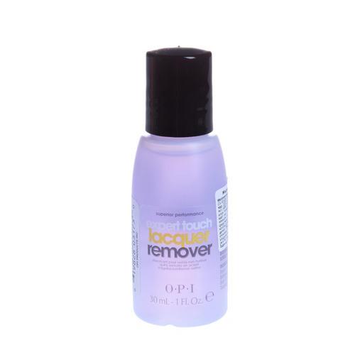 Жидкость для снятия лака ExpertTouch 30мл (O.P.I, Уход за ногтями) opi expert touch жидкость для снятия лака 30мл