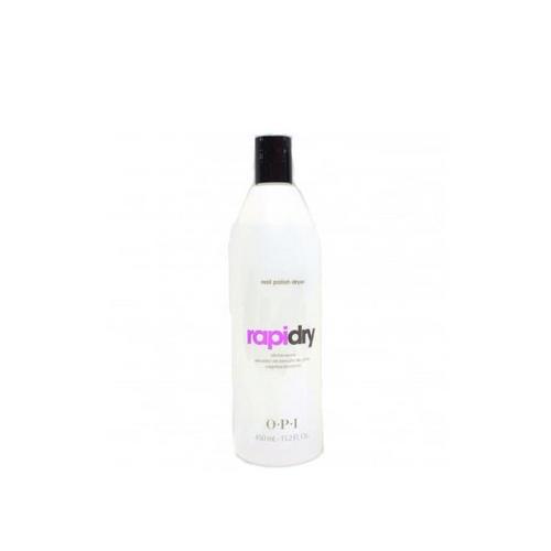 O.P.I Жидкость для быстрого высыхания лака RapiDry Spray Nail Polish Dryer 450 мл (O.P.I, Уход за ногтями)