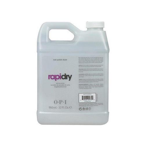 O.P.I Жидкость для быстрого высыхания лака RapiDry Spray Nail Polish Dryer 960 мл (O.P.I, Уход за ногтями)