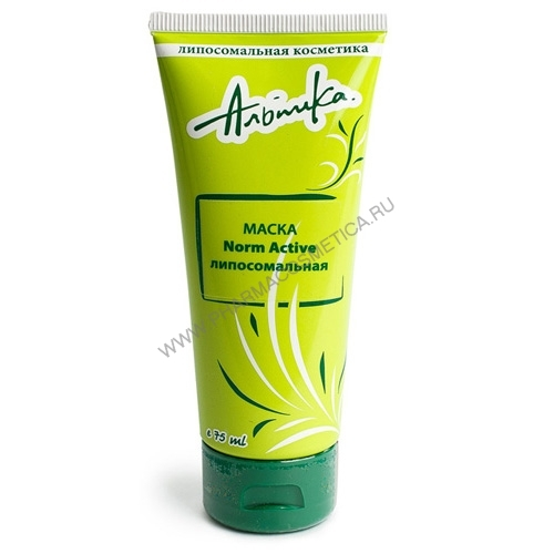 Альпика Маска Norm Active 75 мл (Anti Acne)