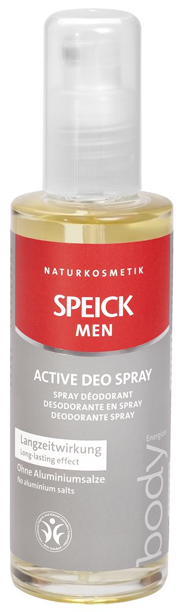 Speick Дезодорант-спрей мужской «актив» 75 мл (Speick, Для мужчин) натуральная косметика аромаджик