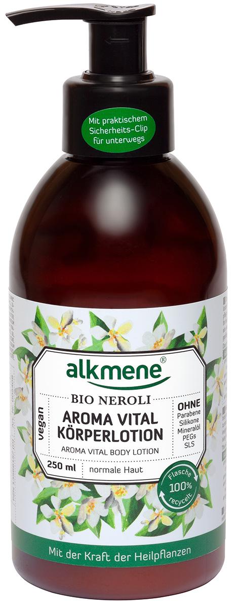 Alkmene Живительное молочко для тела «БИО НЕРОЛИ» 250 мл (Alkmene, Для тела)