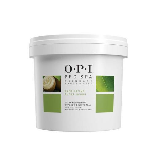 O.P.I Отшелушивающий скраб с сахарными кристаллами 249 гр (O.P.I, ProSpa)