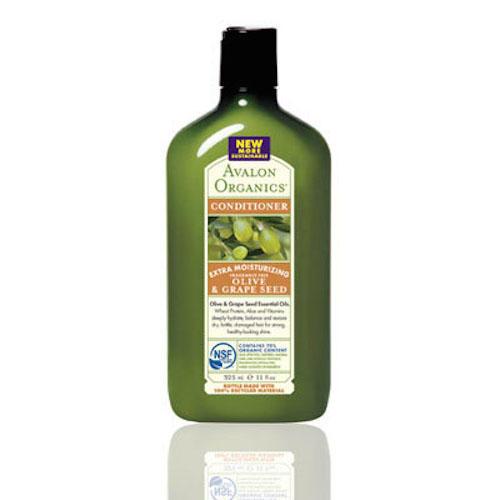 Увлажняющий кондиционер Олива и виноградная косточка 325 мл (Shampoo)