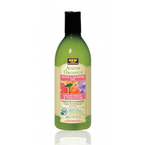 ���� ��� ���� ��������� � ������ 355 �� (Bath & Shower) (Avalon Organic)