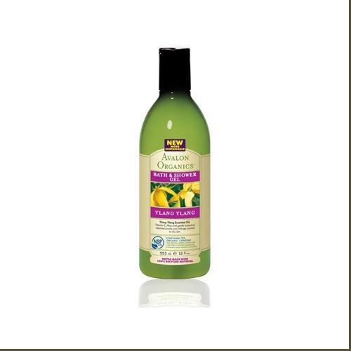 Avalon Organic Гель для душа Иланг Иланг 355 мл (Bath & Shower)