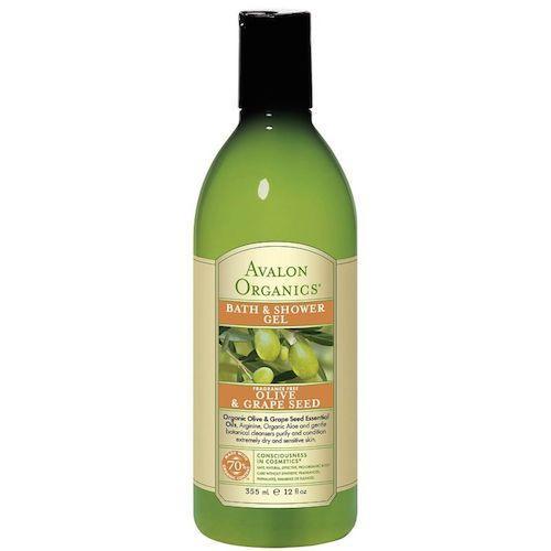 ���� ��� ���� ����� � ����������� �������� 355 �� (Bath & Shower) (Avalon Organic)