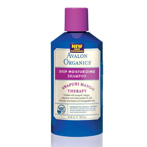 ����� ������� ����������� ������� 400 �� (Shampoo) (Avalon Organic)