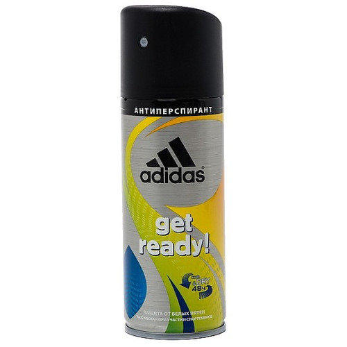 Купить Adidas Дезодорант-спрей для мужчин, 150 мл (Adidas, Уход за телом)