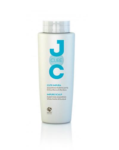 Barex Шампунь очищающий c экстрактом Белой крапивы Purifying Shampoo 250 мл (Barex, JOC)