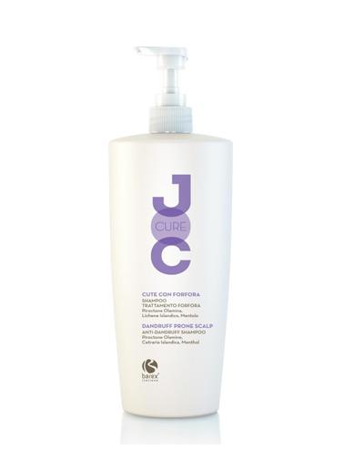 Купить Barex Шампунь против перхоти с Пироктон оламином, Исландским лишайником и Лавандой Anti-Dandruff Shampoo 1000 мл (Barex, JOC), Италия
