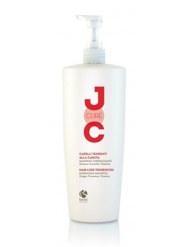 Barex Шампунь против выпадения с Имбирем, Корицей и Витаминами Energizing Shampoo 1000 мл (Barex, JOC)