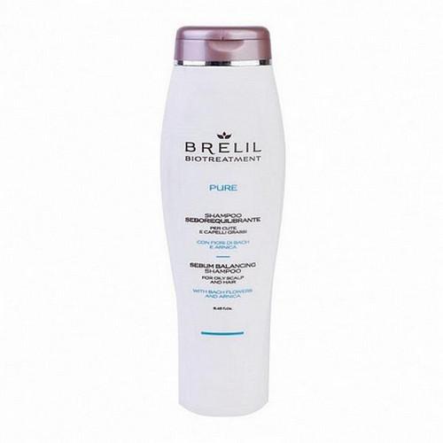 Купить Brelil Professional Шампунь для жирных волос, 250 мл (Brelil Professional, Biotraitement), Италия