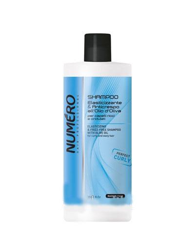 Купить Brelil Professional Шампунь с оливковым маслом для вьющихся и волнистых волос 1000 мл (Brelil Professional, Numero), Италия