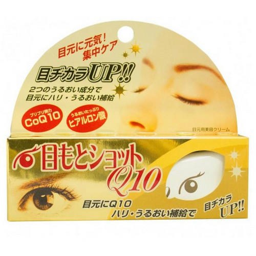 Крем для ухода за кожей вокруг глаз с коэнзимом Q10 и гиалуроновой кислотой 20 г (Roland, Roland уход за лицом) недорого