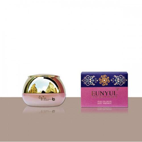 Крем для глаз с улиточным муцином 50 г (Eunyul, Для лица) eunyul snail eye cream крем для век против морщин с муцином улитки 50 г