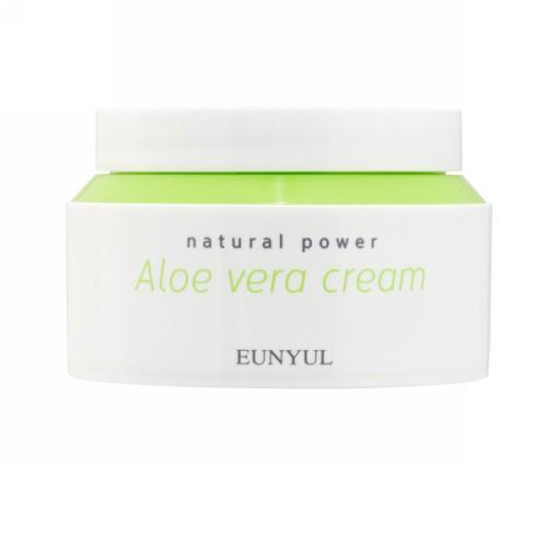 Крем с экстрактом алоэ 100 мл (Eunyul, Для лица) крема для сухой кожи