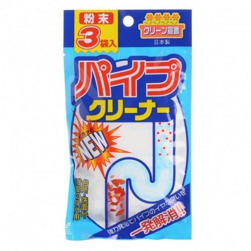 Порошок для чистки труб 3 шт20 г (Nagara, Бытовая химия) бытовая химия чистин чистящий порошок ландыш 400 г