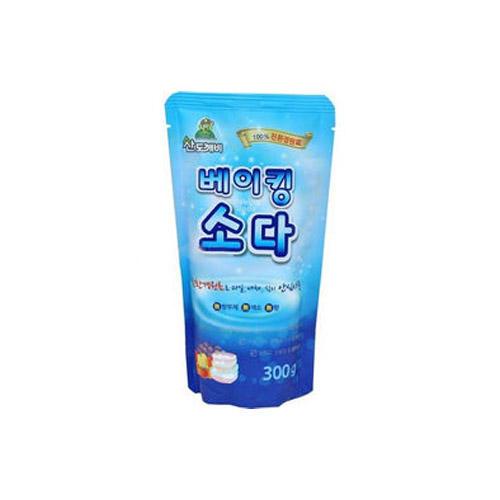 Универсальное чистящее средство из соды 300 гр (Bagirus, Бытовая химия)