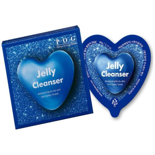 Купить Dr.Gloderm Очищающее мыло-желе для сухой и уставшей кожи Jelly Cleanser for dry skin, 90 гр (Dr.Gloderm, Jelly Cleanser)