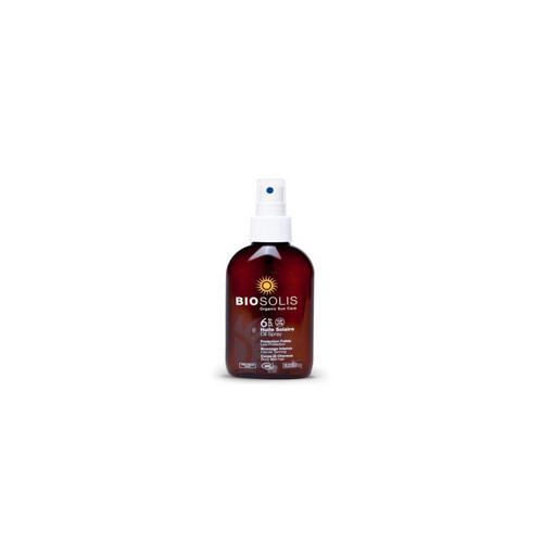 Солнцезащитное масло для лица и тела SPF 6, 125 мл (Biosolis, Защита от солнца) кремы от солнца с ppd