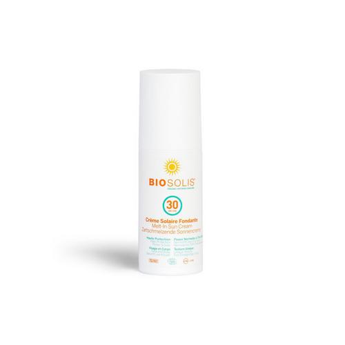 Кремпенка солнцезащитная SPF30, 100 мл (Biosolis, Защита от солнца) кремы от солнца с ppd