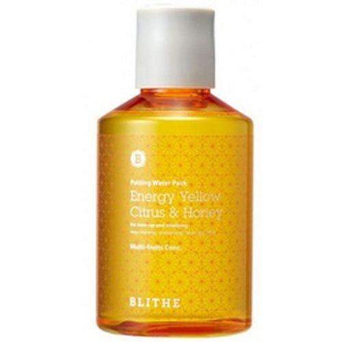 Blithe blithe energy yellow citrus and honey сплэш маска для сияния энергия цитрус и мед 200 мл