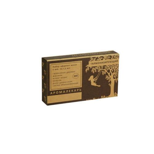 Набор 100 эфирных масел Гармонизирующий, 1 шт (, Эфирные масла) эфирные масла зейтун противопростудная смесь натуральных эфирных масел