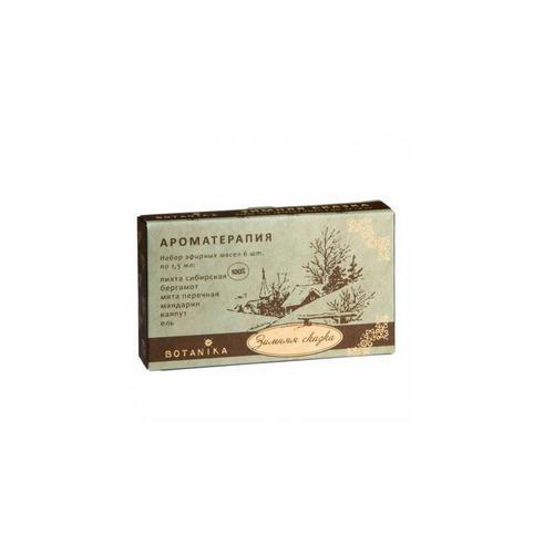 Набор 100 эфирных масел Зимняя сказка, 1 шт (, Эфирные масла) ars подарочный набор натуральных эфирных масел ароматы мира запад