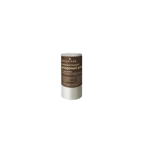 Дезодорант минеральный, 125 гр (Botavikos, Для тела) секреты лан дезодорант минеральный для тела 60г для нормальной кожи