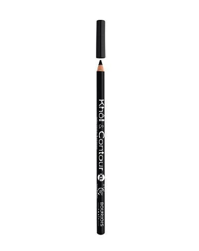 Контурный карандаш для макияжа глаз Khol Contour New тон 66 xl (Bourjois, Khol contour new) clarins crayon khol карандаш для глаз с кистью 01