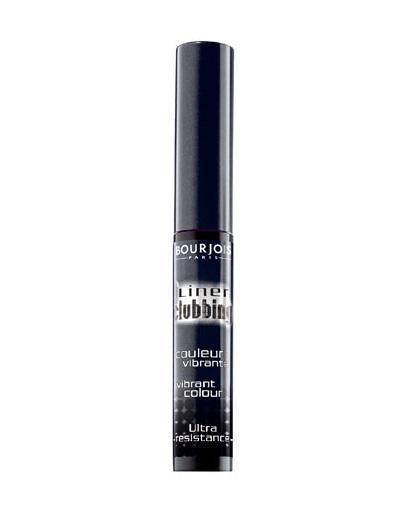 Подводка для глаз Liner Clubbing тон 81 absolute black (Bourjois, Liner clubbing) стоимость