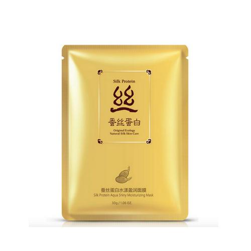 Bioaqua Подтягивающая маска с протеинами шелка Silk Protein 30 грамм (Bioaqua, Маски)