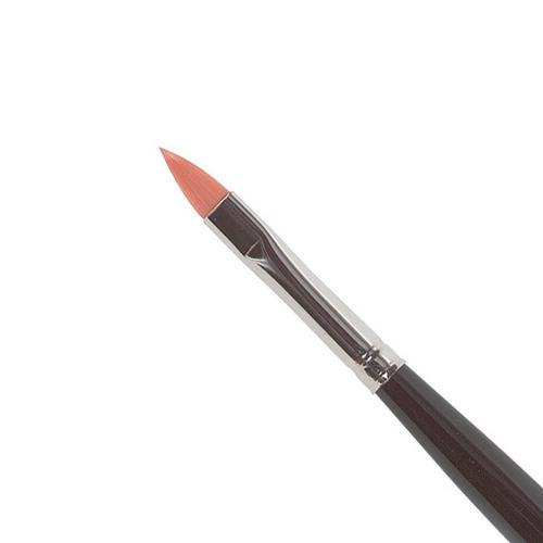 Кисточка для геля Universal Oval Gel Brush 6 1 шт (O.P.I, Инструменты и аксессуары) кисточка для геля universal oval gel brush 6 1 шт o p i инструменты и аксессуары