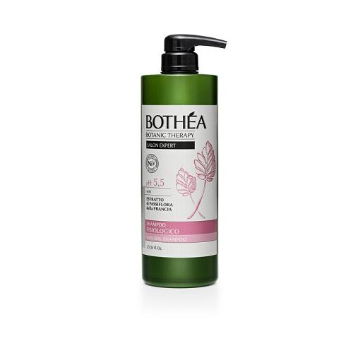 Натуральный шампунь с экстракт пассифлоры 750 мл (Bothea, Salon Line) line шампунь