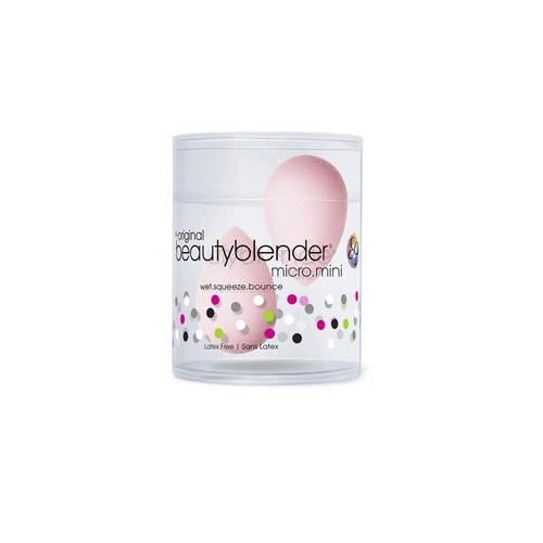 Beautyblender 2 спонжа beautyblender micro.mini bubble нежно-розовый (Beautyblender, Спонжи)