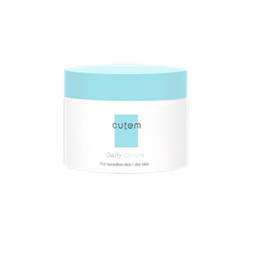 Cutem Дневной питательный крем для сухой и чувствительной кожи Daily Cream, 50 мл (Cutem, Для лица) academie hypo sensible daily protection cream гипоаллергенный дневной защитный крем для лица 50 мл