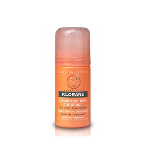 Освежающий шариковый дезодорант 40мл (Klorane, Dermoprotection)