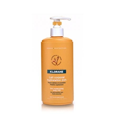 Молочко для тела увлажняющее 400мл (Klorane, Dermoprotection) где купить шампунь klorane
