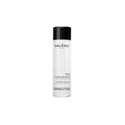Galenic Мягкая мицеллярная вода для снятия макияжа с лица и глаз 200 мл (Galenic, Pur)
