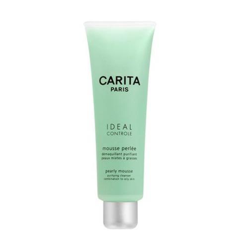Carita Очищающий мусс для снятия макияжа для комбинированной и жирной кожи, 125 мл (Ideal controle)