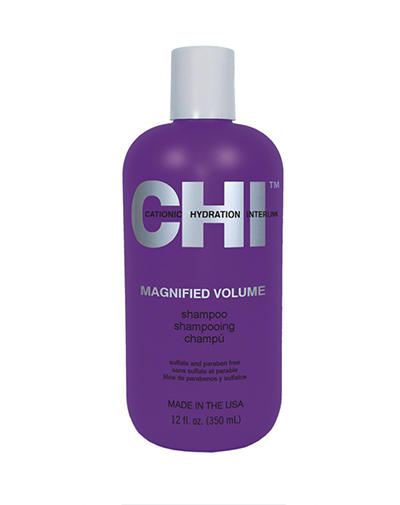 Chi Шампунь Усиленный объем 350 мл (Chi, Magnified Volume) chi luxury black seed oil curl defining cream gel
