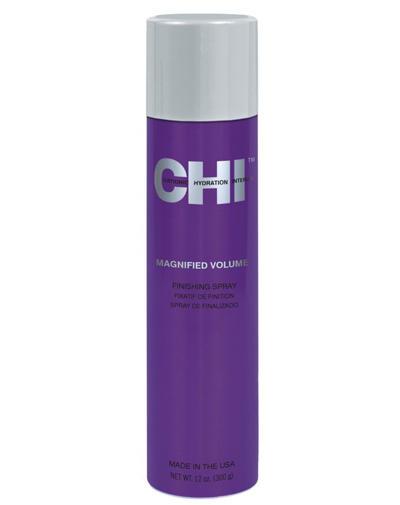Лак для волос усиленный объем 300 г (Chi, Средства для укладки) chi мини лак усиленный объем magnified volume 50г