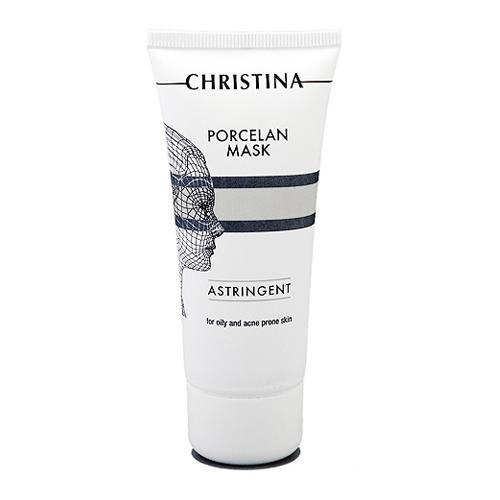 Christina Поросуживающая маска Порцелан для жирной и проблемной кожи 60 мл (Masque)