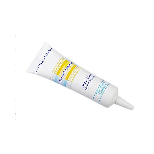 Ночная осветляющая сыворотка 30 мл (FluorOxygen+С)