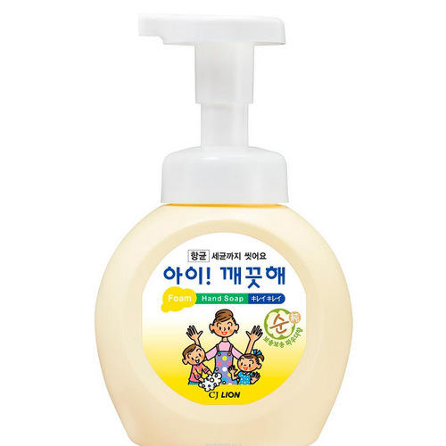Жидкое мылопенка для рук с антибактериальным эффектом Ai Kekute 250мл (Cj Lion, Мыло Cj Lion) недорого