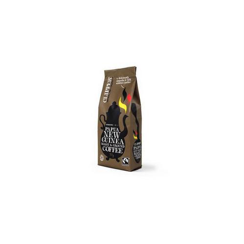 Кофе растворимый Арабика ПапуаНовая Гвинея Органик сублимированный 227 г (Clipper, Coffee) clipper растворимый шоколад питьевой 250 г