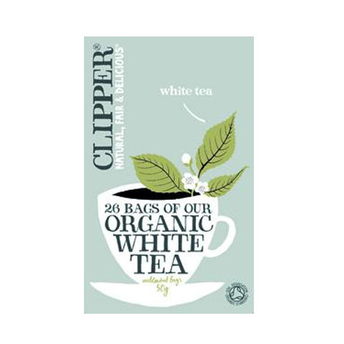 ����� ��� ������� (White Tea) (Clipper)