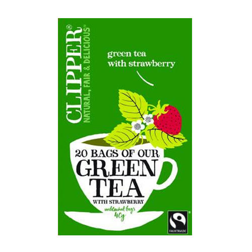 ������� ��� � ��������� (Green Tea) (Clipper)